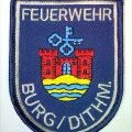 Aufnäher Wappen Offiziell